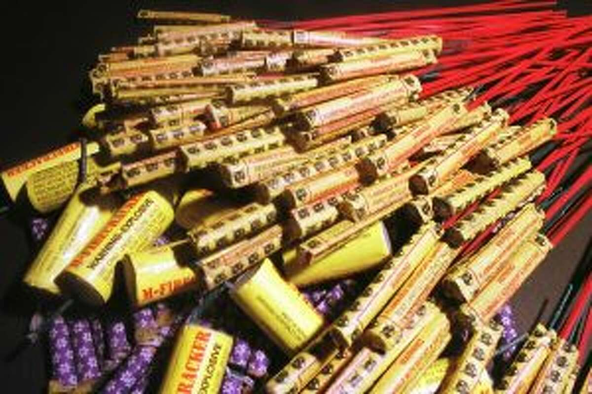 When preparing to ignite fireworks, adults should read the manufacturer's directors and all warnings to ensure safety is the key. (Courtesy photo)
