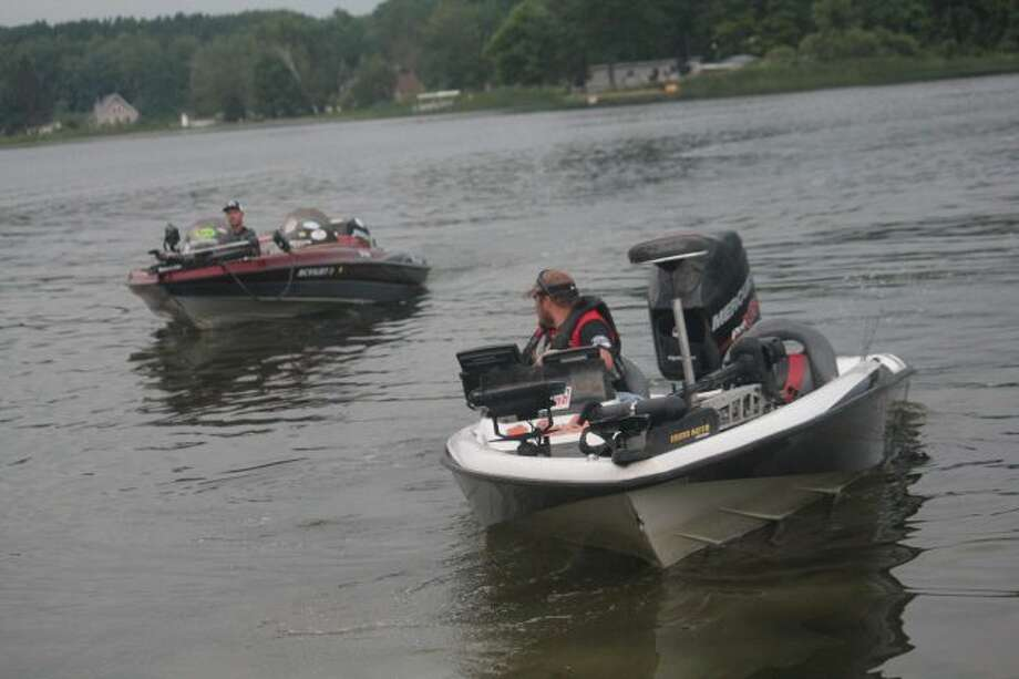 It's been tricky conditions for anglers.