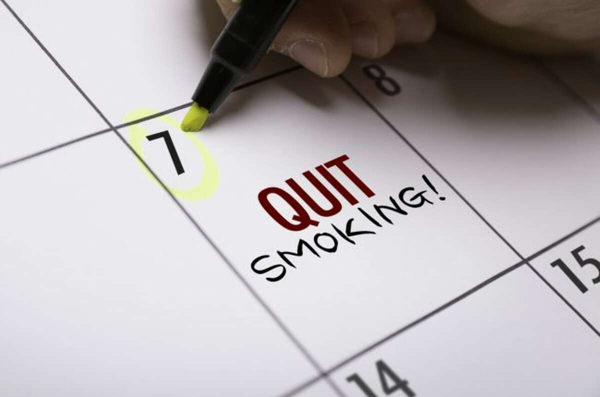 The Michigan Tobacco Quitline is offering residents the opportunity to enroll in a free program to help them stop using tobacco. Enrollees will receive a coach who will assist them in setting a quit date, choosing a nicotine replacement product that is right for them and making an individualized quit plan. (Courtesy photo)