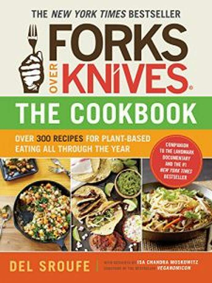 """The Reed City Area District Library's Cookbook Club will meet at 6 p.m. on Wednesday, June 12, and work with """"Forks Over Knives The Cookbook."""" (Courtesy photo)"""