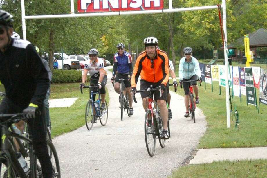 This year's Angel Ride will take place Sept. 30 in Northend Riverside Park. Participants who register by Sunday, Sept. 17, are guaranteed a T-shirt. (Pioneer file photo)