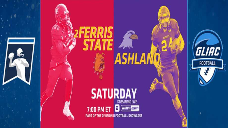 Ferris State (2-0) has won 10 of the last 18 matchups with Ashland (2-1). (Photo courtesy of Ferris State Athletics)