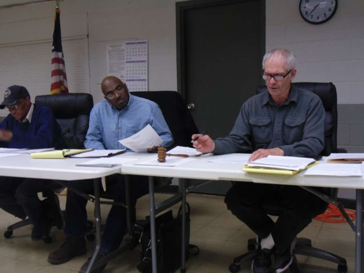 Webber Township officials are moving forward with a lawsuit against the Village of Baldwin pertaining to the DDA. (Lake County Star photo/Shanna Avery)