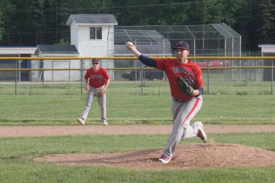 John Yonker will be a main part of the Big Rapids pitching attack.