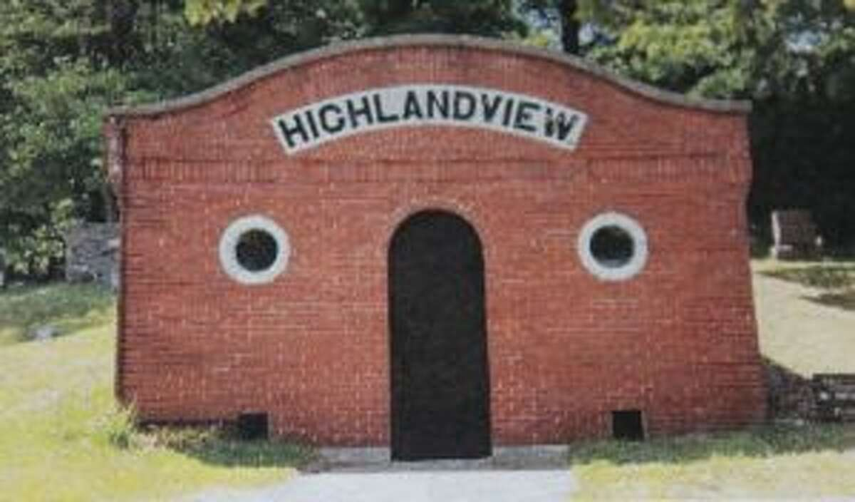 Big Rapids city and township officials have pledged $10,000 each in a community-wide effort to renovate the entrance building at Highland View Cemetery. (Courtesy photo)