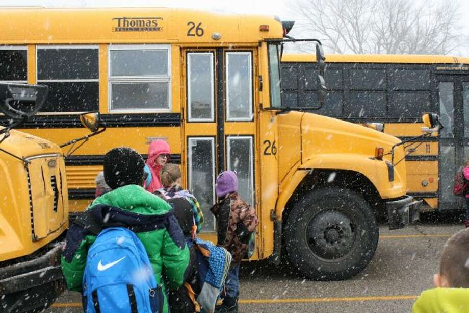 After having to cancel several days of school due to inclement weather, local superintendents are looking at their options for making up the missed time. Big Rapids Public Schools and Crossroads Charter Academy have both added full and half days to their schedule before the end of the year, including on Feb. 18 and April 19, so all the make-up days are not in the summer. (Pioneer file photo)