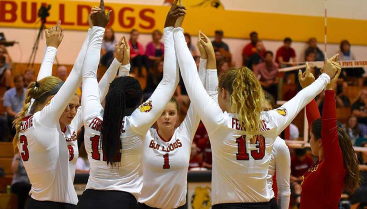 The Ferris State Bulldogs are 6-0 in conference play this season. (Photo courtesy of Ferris State Athletics)
