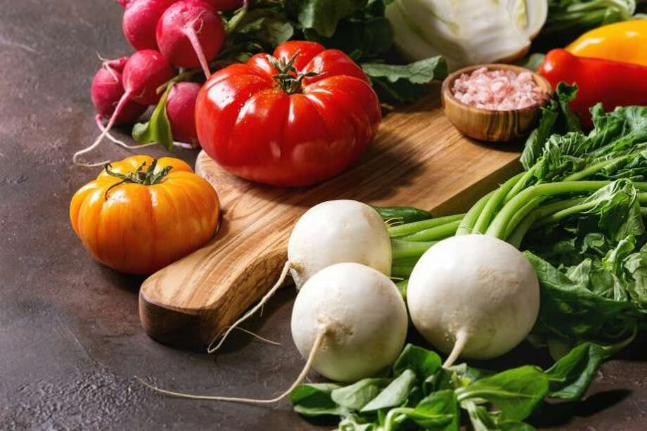 In recognition of March as National Nutrition Month, local health care professionals are encouraging area residents to take a look at their eating habits. One of the tips offered by registered dietitians with Spectrum Health Hospital was for people to add more plant-based foods to their diet. (Courtesy photo/Getty Images)