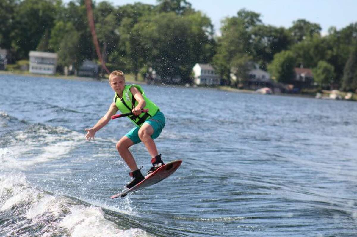 Cran-Hill Ranch runs several types of summer camp experiences, including horsemanship and watersports camps, in addition to traditional summer camp programs. (Courtesy photo)