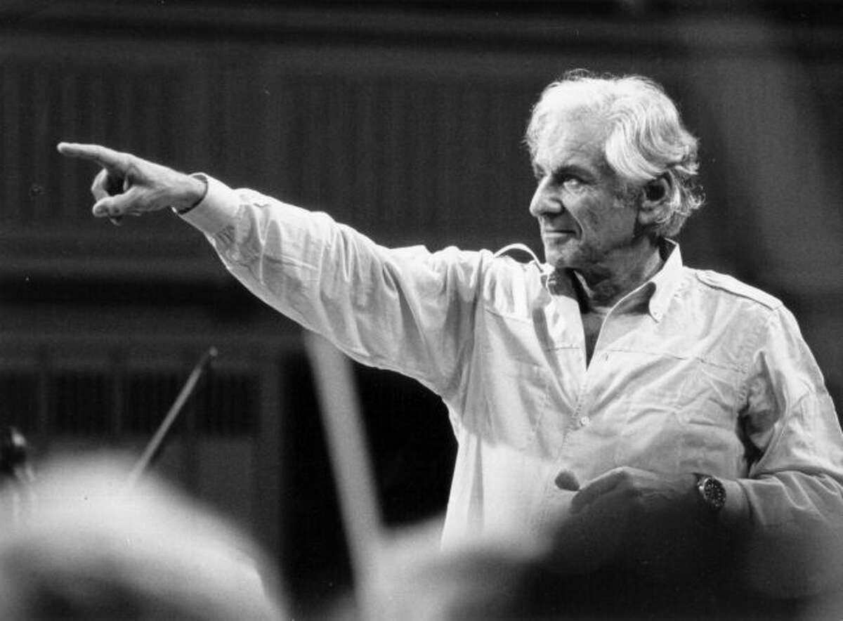 """The Con Brio Voce Chamber Brass will present """"Leonard Bernstein at 100"""" at 3 p.m. on Sunday, May 5, at the Big Rapids High School auditorium. (Courtesy photo)"""