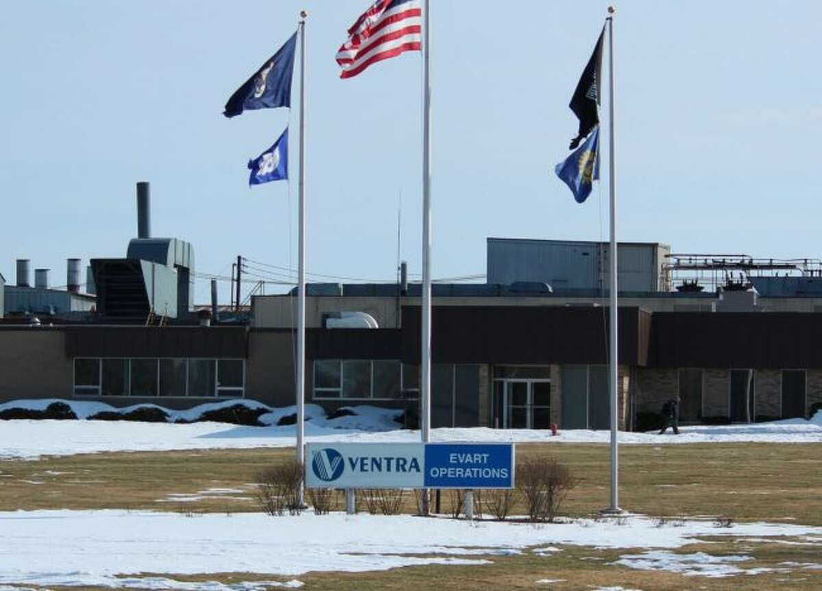 Ventra Evart will have a second location in the city, as it has purchased the former Dean's building on River Street. A $3.75-million investment by the company is expected to create up to 50 jobs. (Pioneer file photo)