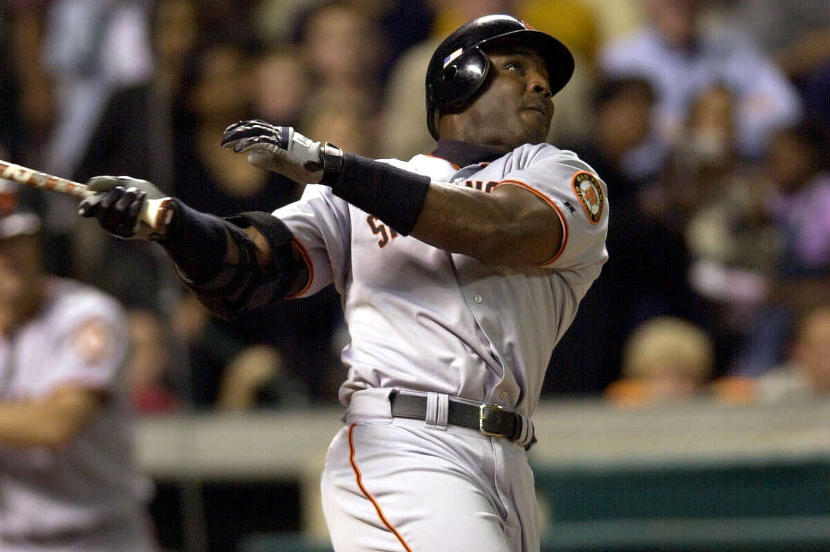 BARRY Barry Bonds is a former professional Major League Baseball player for the Pittsburgh Pirates and San Francisco Giants.
