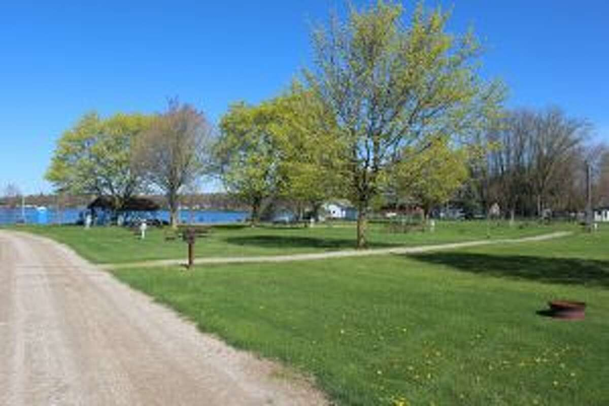 OPENING SOON: Osceola County's Crittenden Park, located on the east shore of Big Lake, will open for campers on Friday, May 12.