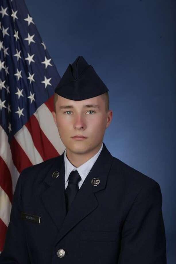 U.S. Air Force Airman Walter J. Venema (Courtesy photo)
