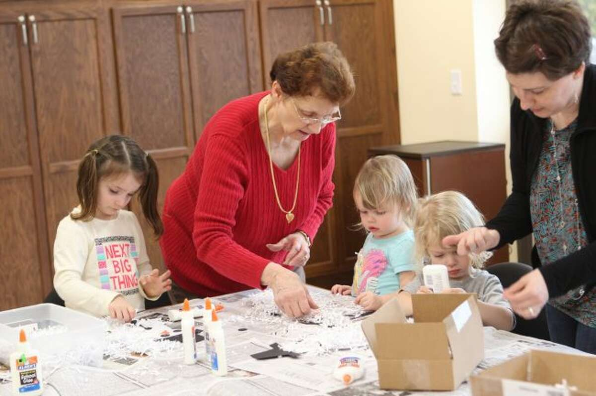 Story Hour at the Reed City Area District Library will take place at 11:15 a.m. every Wednesday throughout the month of November. (Pioneer file photo)