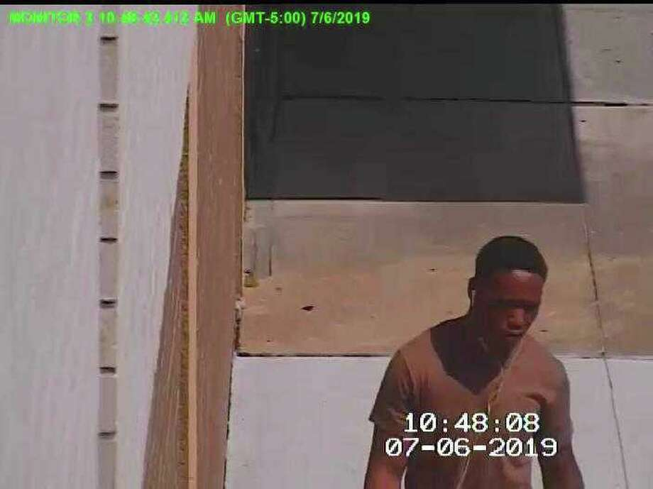 Beaumont police are asking the public's help identifying this man. Photo: BPD