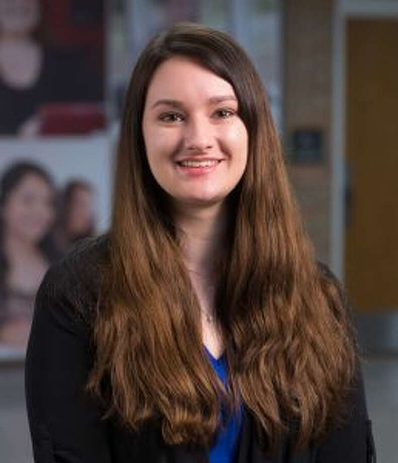 Big Rapids native Jennifer Corrie, a May 2018 graduate of Ferris State University's College of Arts and Sciences with a Bachelor of Science in Journalism and Technical Communication, has received a scholarship from the Michigan Press Association Foundation. (Courtesy photo)