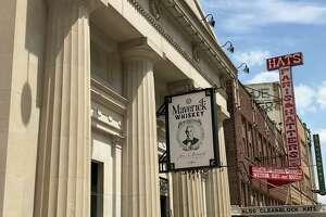 Maverick Whiskey opened in downtown San Antonio this week.