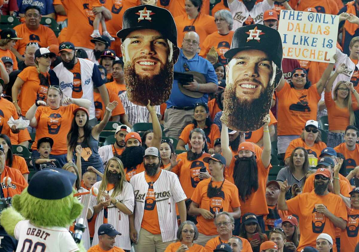 Keuchel's Korner down the left-field line at Minute Maid Park was the place to be in 2015, with its namesake going 16-0 in 19 starts at home as the Astros made their first playoff appearance in a decade.