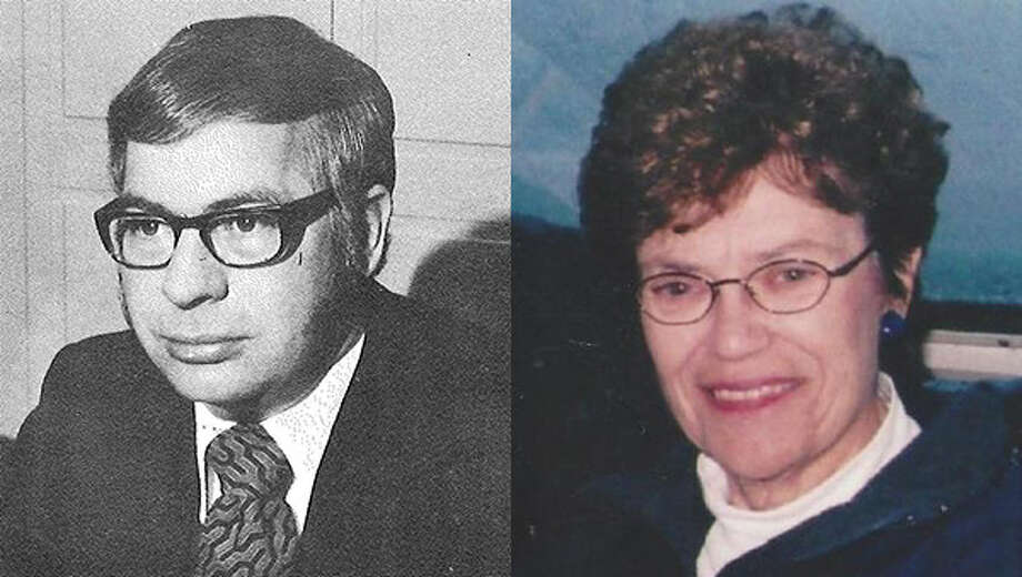 On bequest from the estate of the late Dewaine V. and Jana B. Robinson (pictured), Ferris State University recently received the largest gift in its 134-year history — $6.59 million to be used toward financial assistance to students enrolled in the FSU College of Pharmacy. (Courtesy photos)