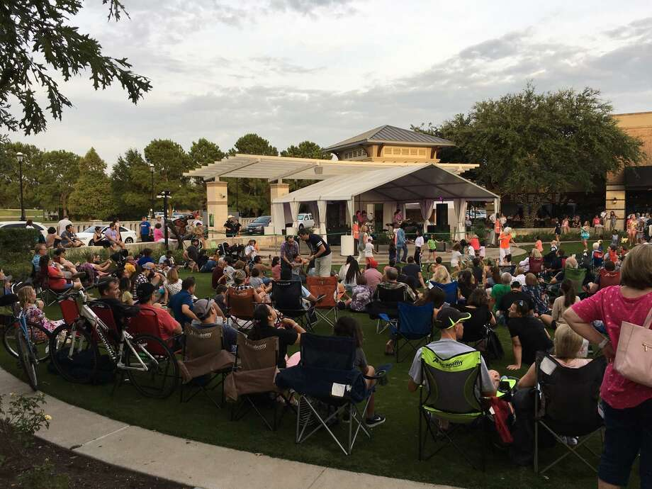 Central Green Park celebrated its seventh birthday with a British Invasion, including a performance by the Beatles tribute band, The Fab 5. Photo: Karen Zurawski / Karen Zurawski