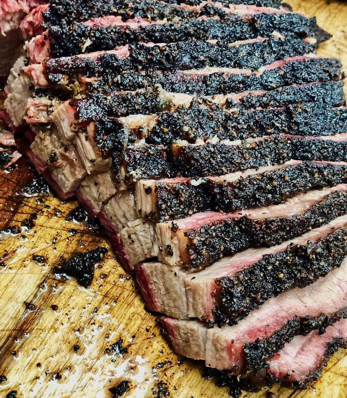 Though many pitmasters still charge one price-per-pound for brisket, barbecue fans also are likely to see a sliding scale on brisket price depending on how much they purchase.