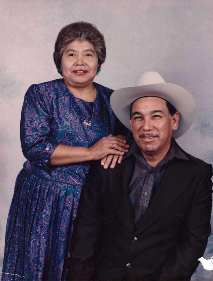 Rodolfo and Maria Gonzalez were chosen to serve as co-parade marshals for the annual upcoming Hart Days Parade. The couple will share the parade marshal title with three others. Photo: Courtesy Photo