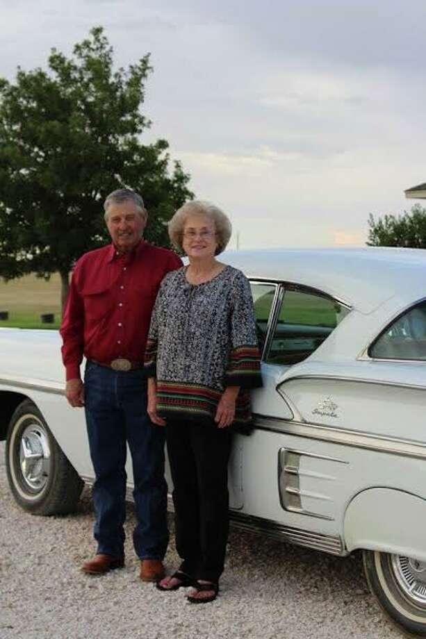 J.D. and Freddie Sue Myrick Photo: Courtesy Photo