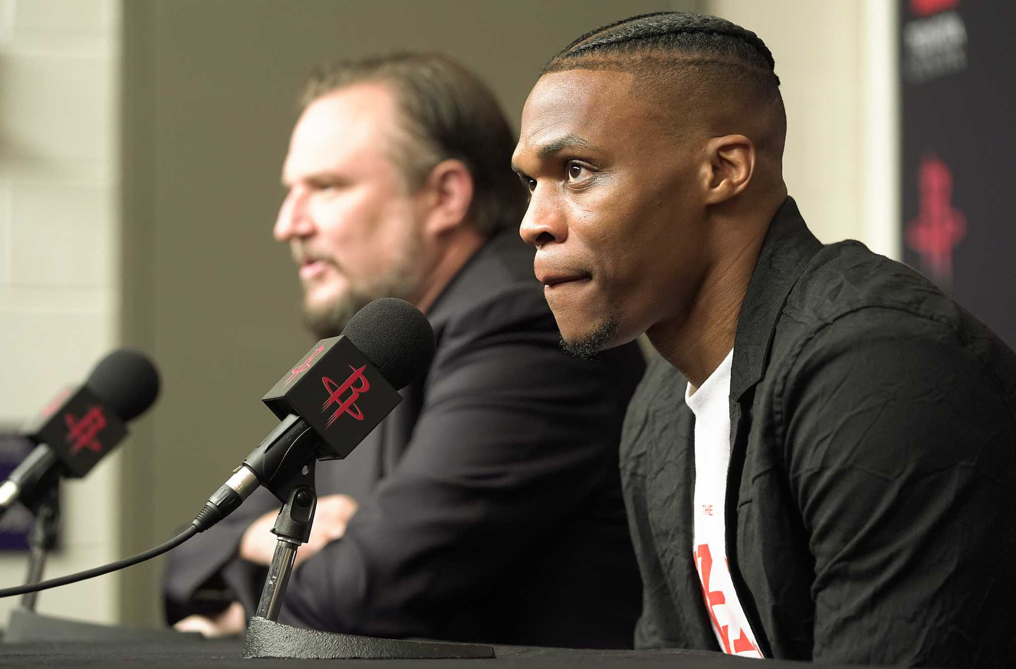 Six days in Vegas: How the Rockets landed Russell Westbrook