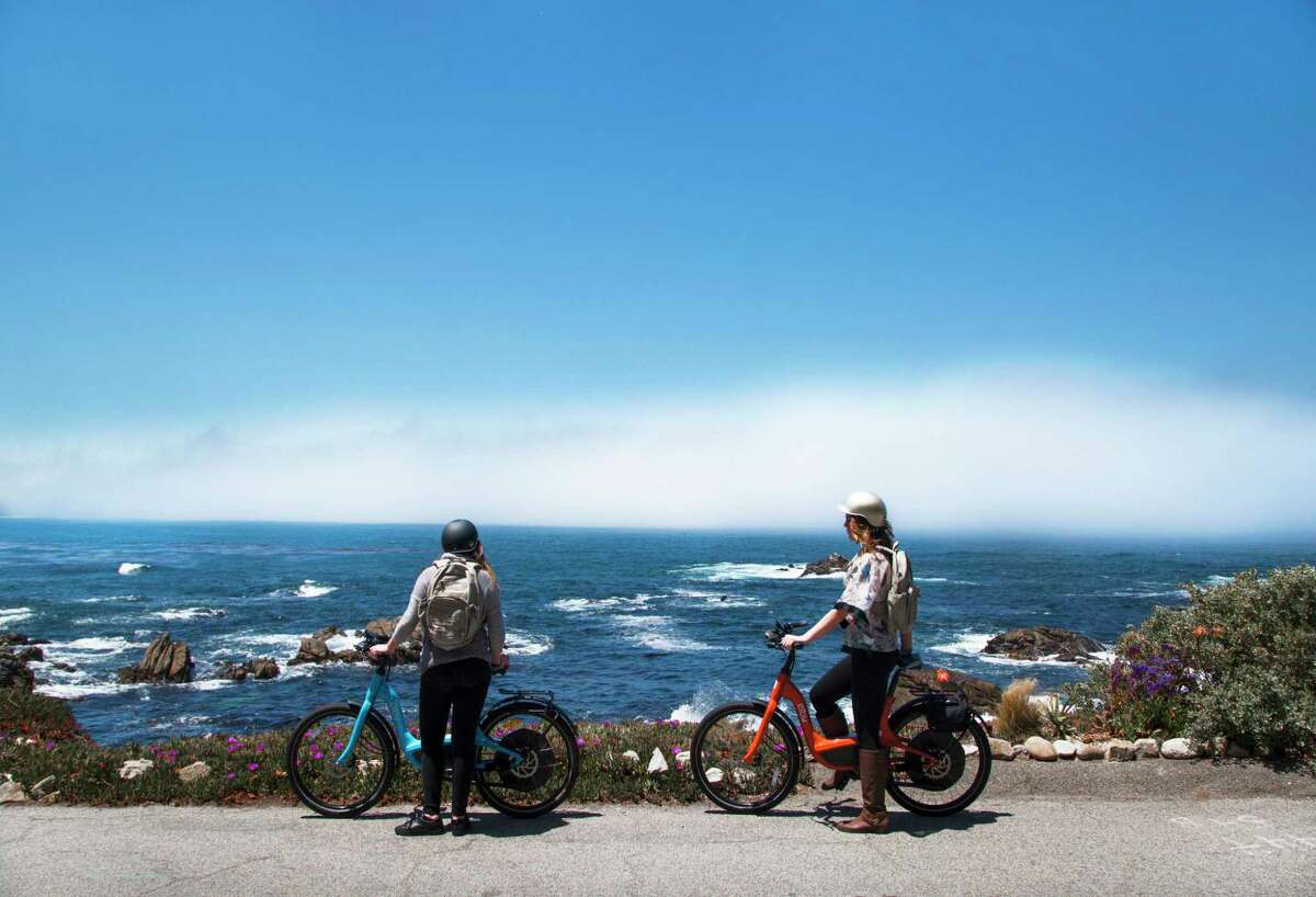 The electric bike shop Mad Dogs and Englishmen rents and sells e-bikes in Carmel-by-the-Sea.