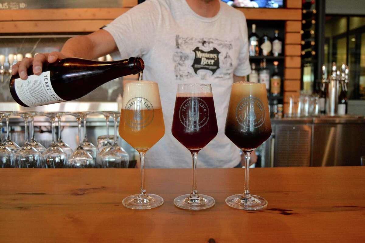 Alvarado Street Brewery's Yeast of Eden taproom opened in December.