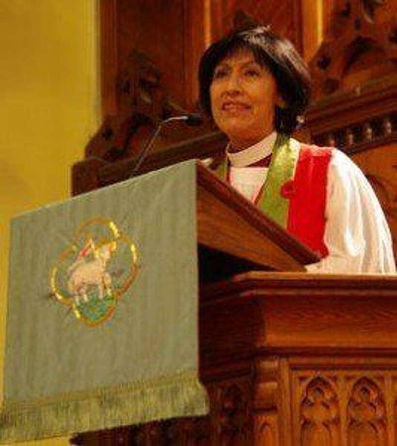 Rt. Rev. Griselda Delgado del Carpio Photo: / Contributed