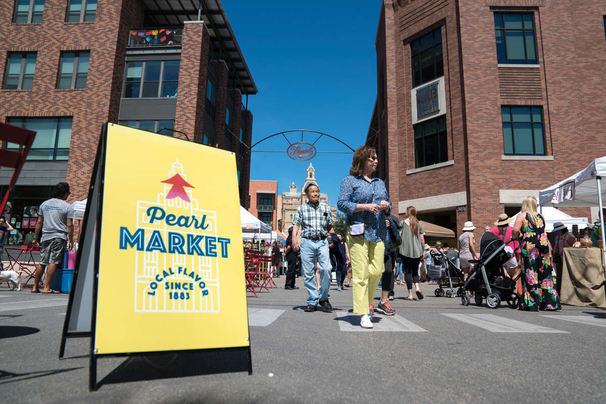 Pearl: Farmers MarketSaturdays, 9 a.m. - 1 p.m.; Sundays 10 a.m.-2 p.m., free