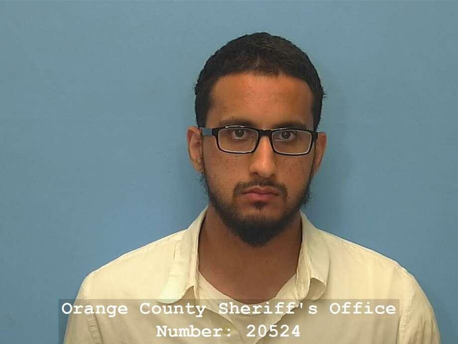 Samed Rafiq Photo: Orange County Sheriff's Office
