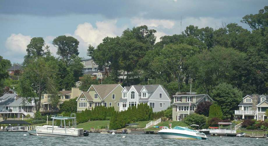 Brookfield has received two grants one of which is to study septic discharges onto Candlewood Lake. Wednesday, July 24, 2019, in Brookfield, Conn. Photo: H John Voorhees III / Staff Photographer / The News-Times