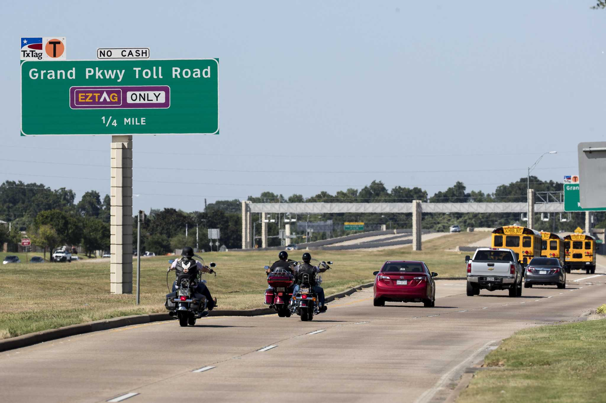 H-GAC officials oppose removal of Grand Parkway from Texas transportation plan