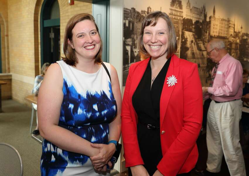 Were you Seen at the Schuyler Sisters Gallery opening event at the Albany Institute of History & Art on July 23, 2019?