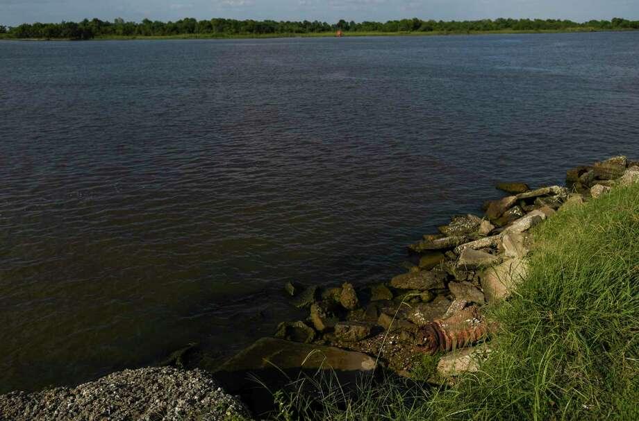 The Neches River in Port Neches Photo: Ryan Welch, Beuamont Enterprise / The Enterprise / ©Ryan Welch