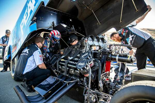 Stuck at 149 wins, John Force is thwarted just getting into