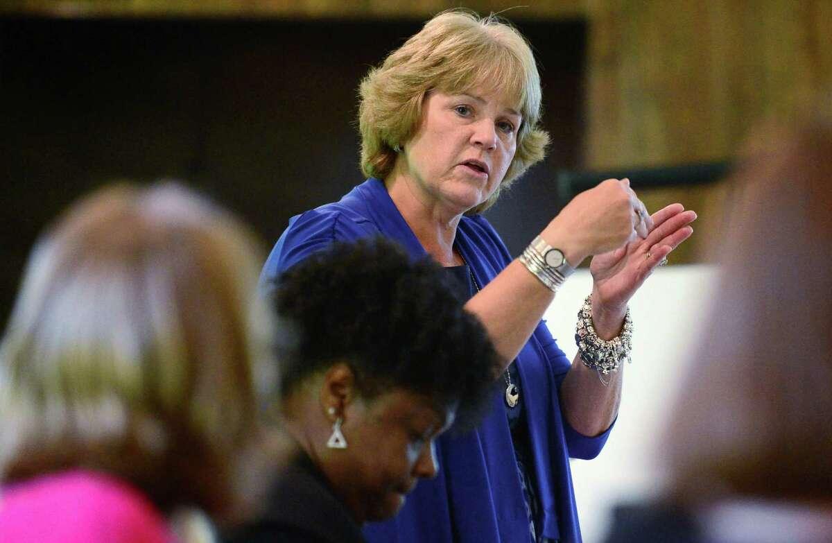 Norwalk Public Schools Chief Academic Officer Brenda Myers