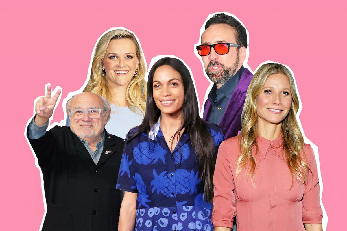 Click through the slideshow to see which 2020 candidates Hollywood's biggest stars are donating to.