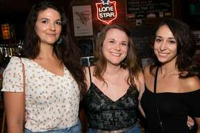 St. Mary's Strip honky-tonk Lonesome Rose hosted a Friday dance night with with David Beck's Tejano Weekend and Big Cedar Fever on Friday, June 26, 2019.