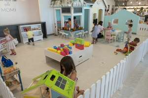 Play area for children is located inside Wow Moms World 07/276/19 in the Texas Pride Plaza off Wadley and Midland Drive. Tim Fischer/Reporter-Telegram