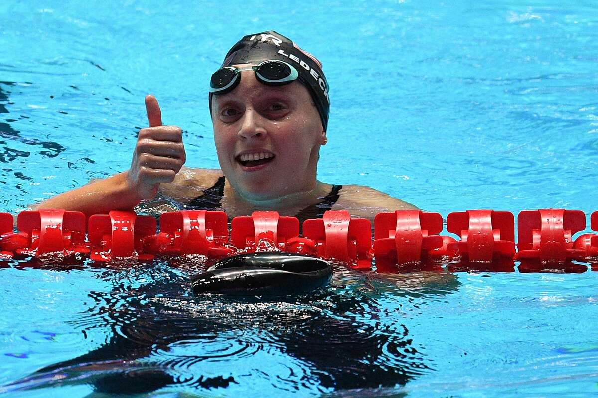 Six-time Olympic medalist Katie Ledecky said the proposed elimination of 11 sports at Stanford is part of a nationwide trend that will ultimately limit the opportunities of some athletes to attend college on a scholarship.