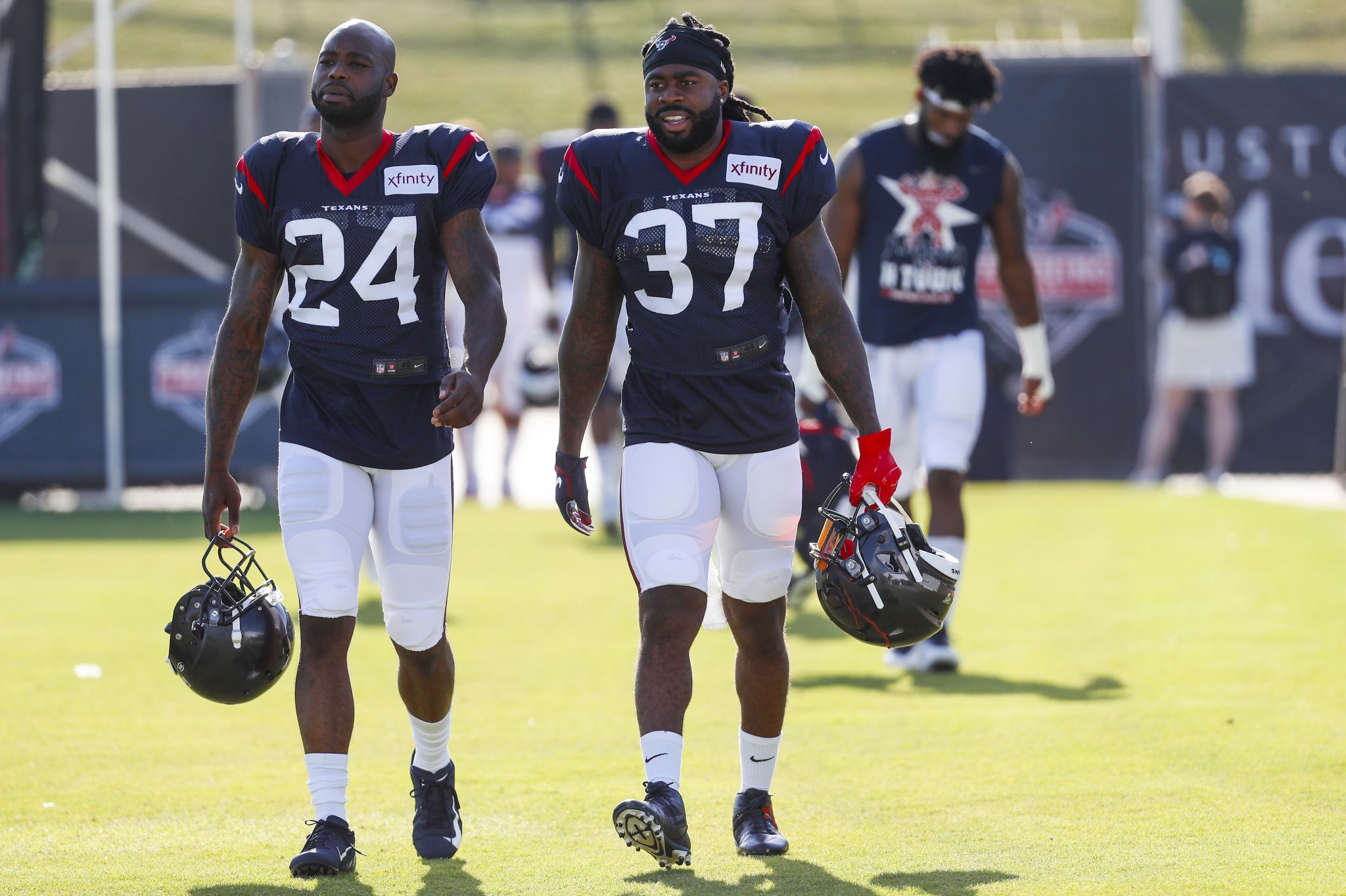 Johnathan Joseph on pay raise: 'Right thing to do'