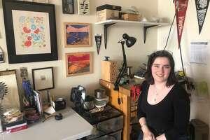 Cera Deibel, 23, is a full-time production jeweler living in San Francisco. She shares how she makes her artist budget work in a city known for its expensive cost of living.