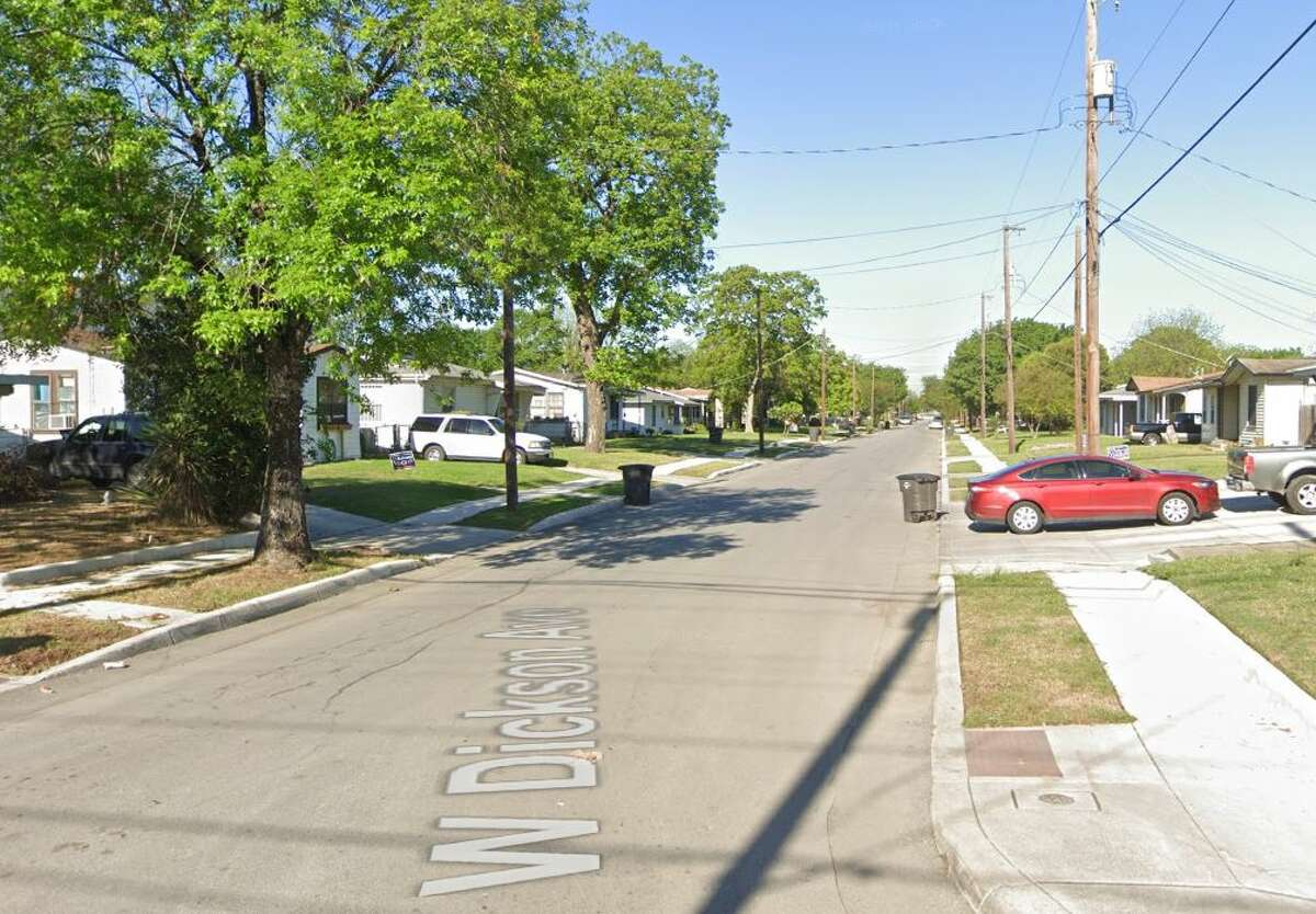 San Antonio police are investigating a shooting that left one man dead and two women injured around 7 a.m. Saturday near Harlandale High School.