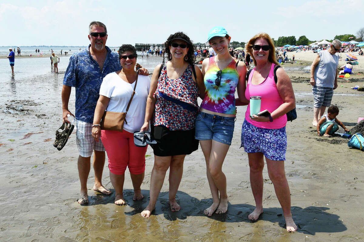 The Milford Arts Council hosted its 42nd annual Sand Sculpture Competition on Saturday, July 27, 2019, at Walnut Beach. Were you SEEN?