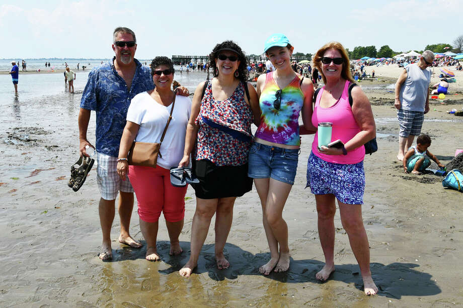 The Milford Arts Council hosted its 42nd annual Sand Sculpture Competition on Saturday, July 27, 2019, at Walnut Beach. Were you SEEN? Photo: Lara Green- Kazlauskas/ Hearst Media