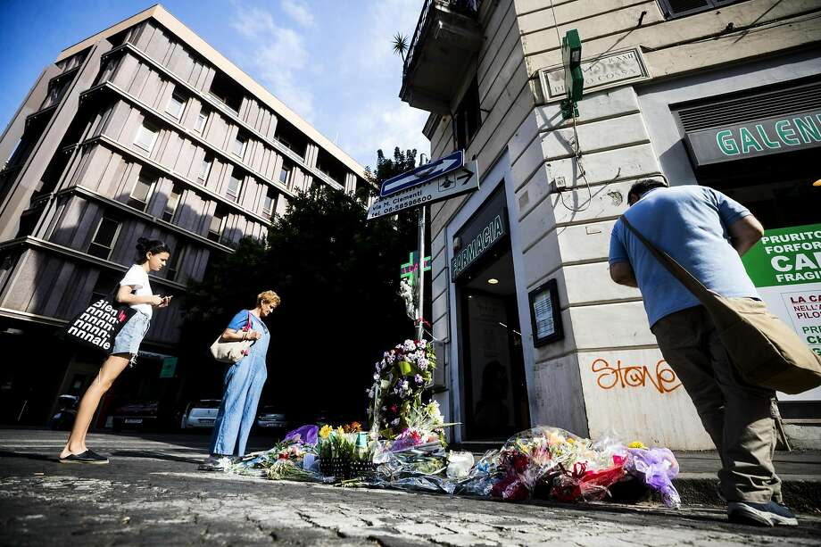 Reports: CCTV cameras turned off or broken in Italy cop slaying